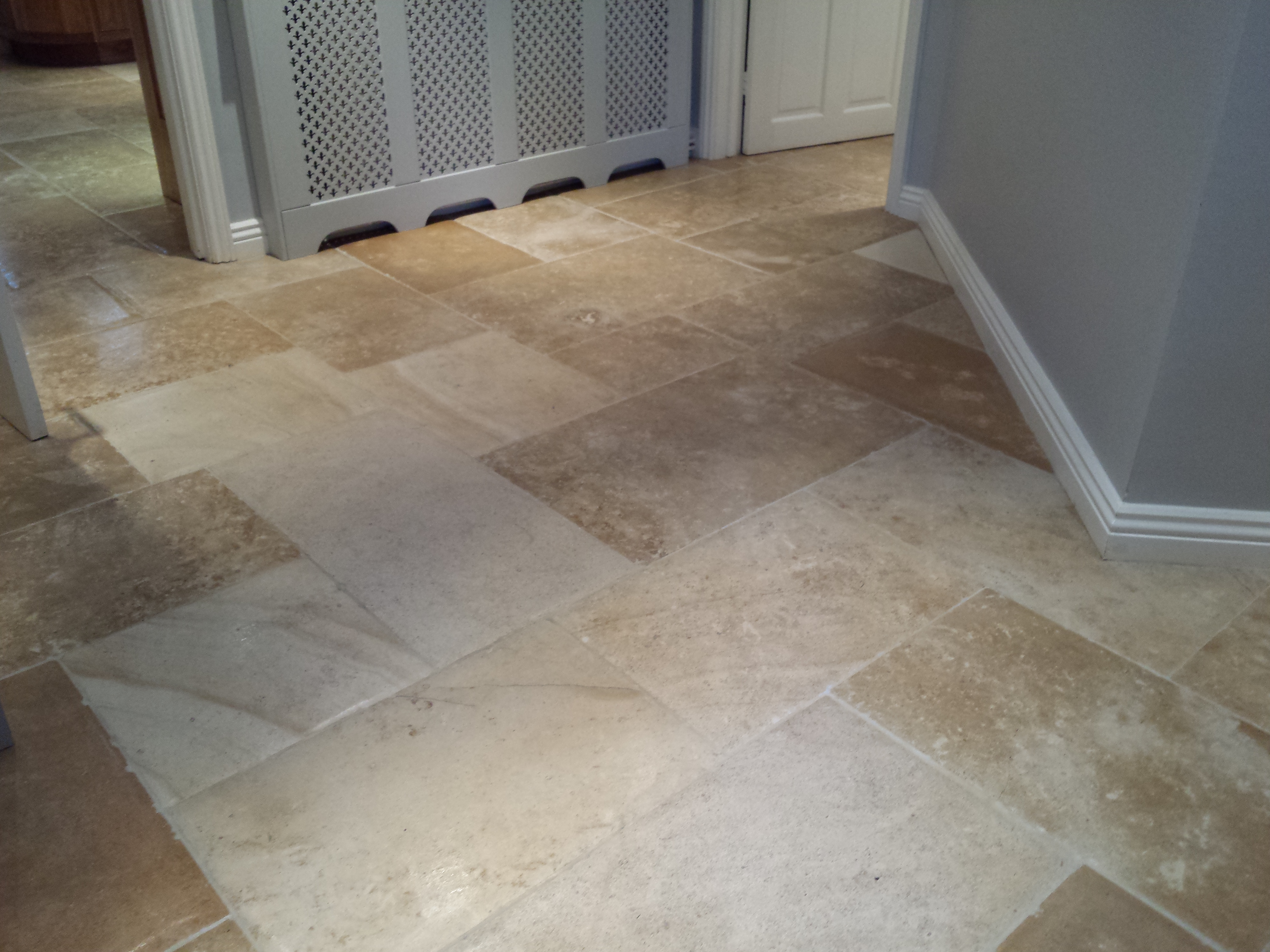 Flagstone Floor Clean & Seal Oxfordshire