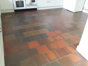 quarry tile floor cleaning oxford from floorrestoreoxford.co.uk