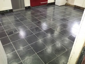 slate floor clean and seal oxford