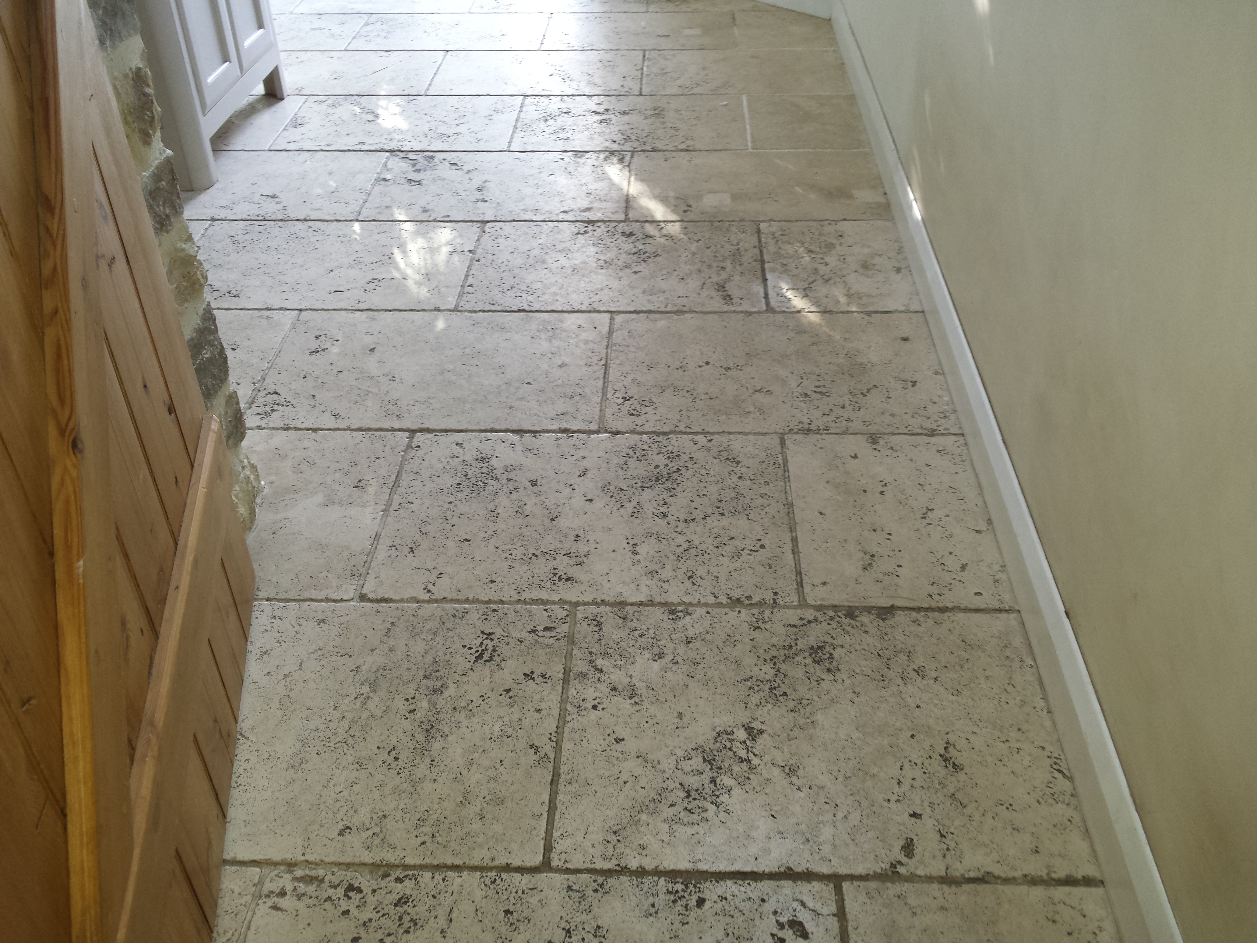 Travertine cleaning oxford floor restore oxford ltd stone floor cleaning company brackley from floorrestoreoxford dailygadgetfo Images