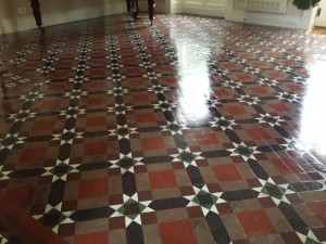 victorian tile cleaning oxford from floorrestoreoxford.co.uk