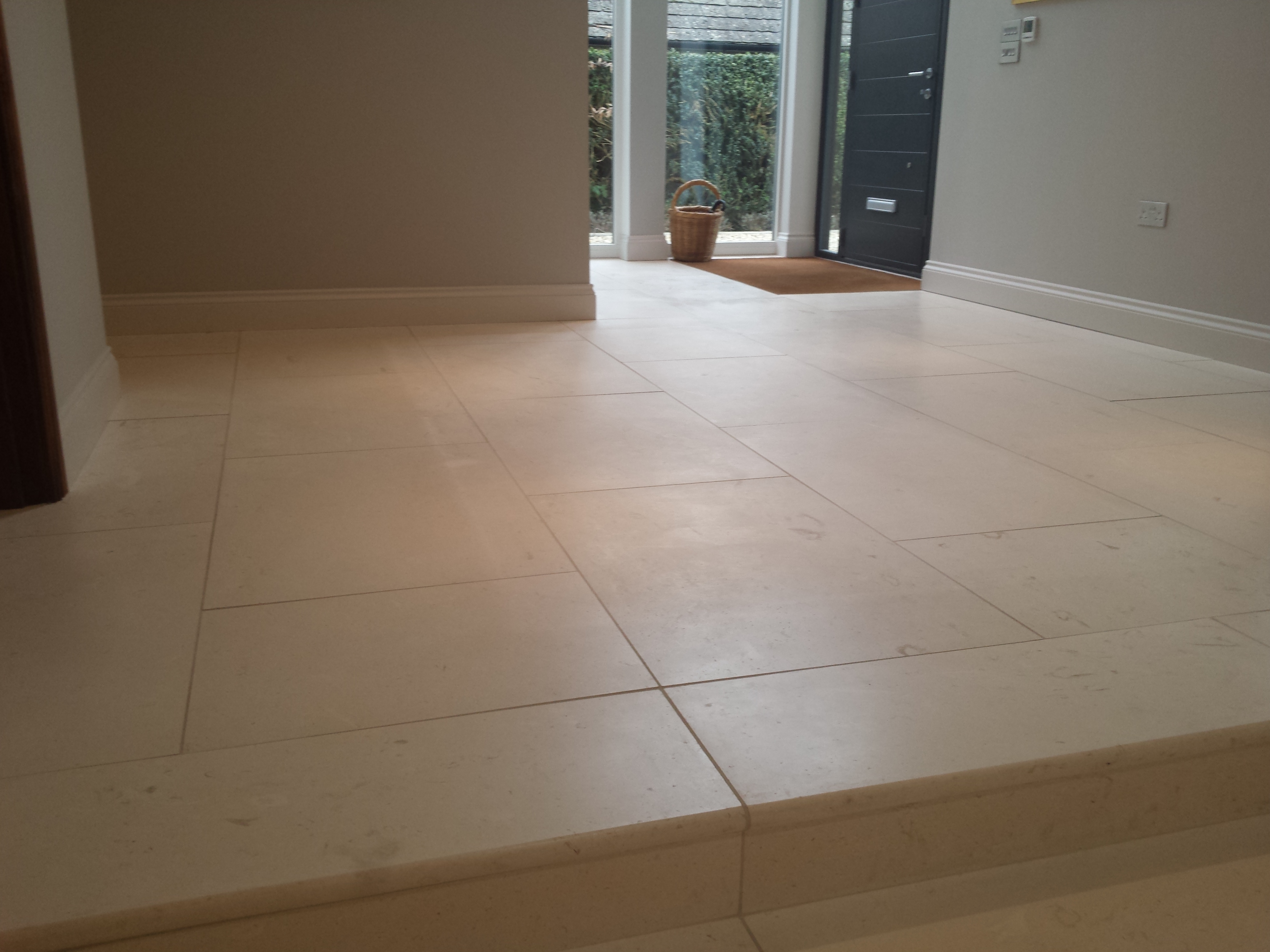 Limestone floor cleaning and sealing witney floor for Floor cleaning services