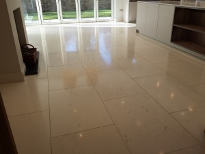 stone floor cleaning witney