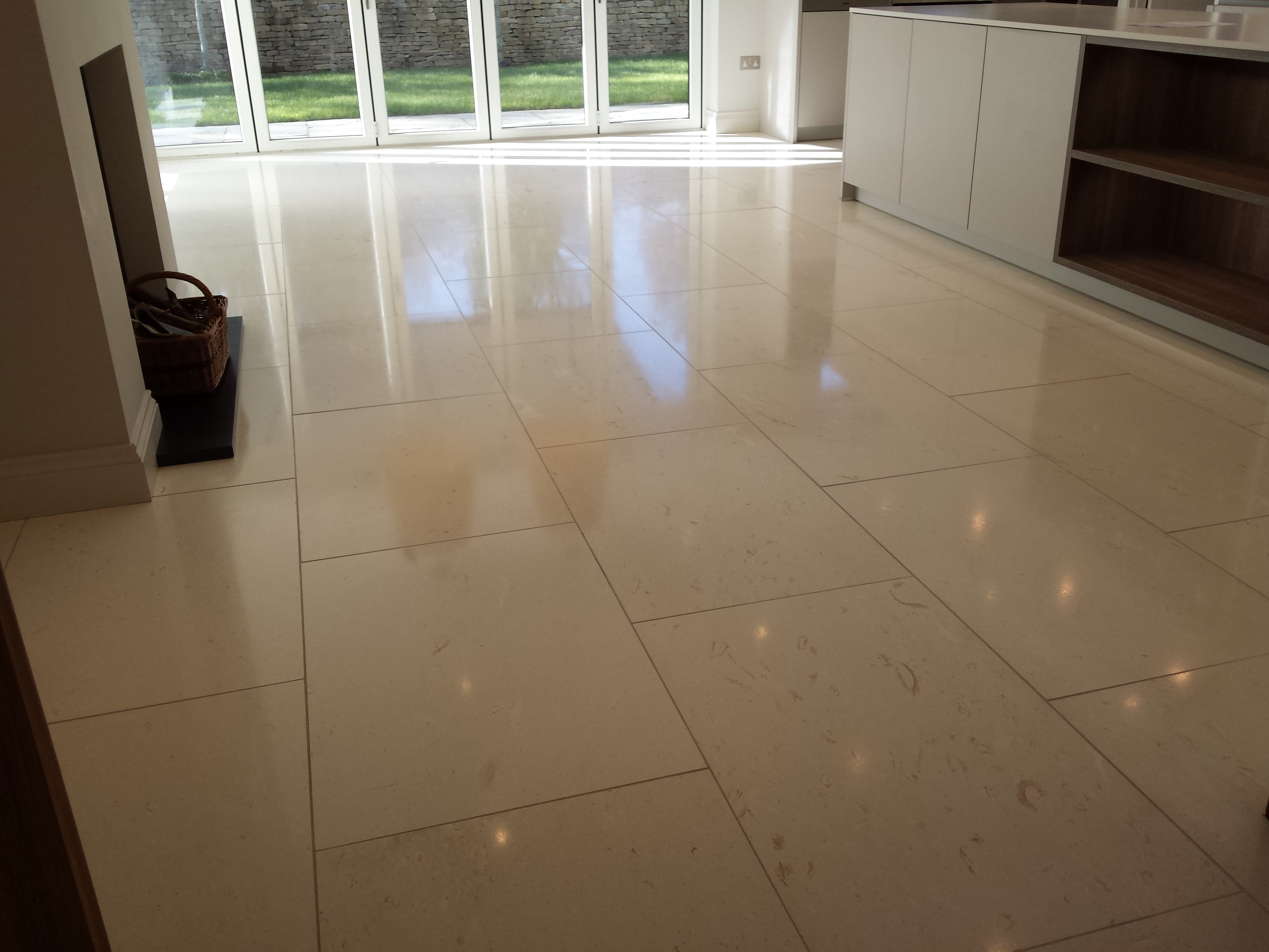 Limestone Cleaning And Sealing Witney Floor Restore