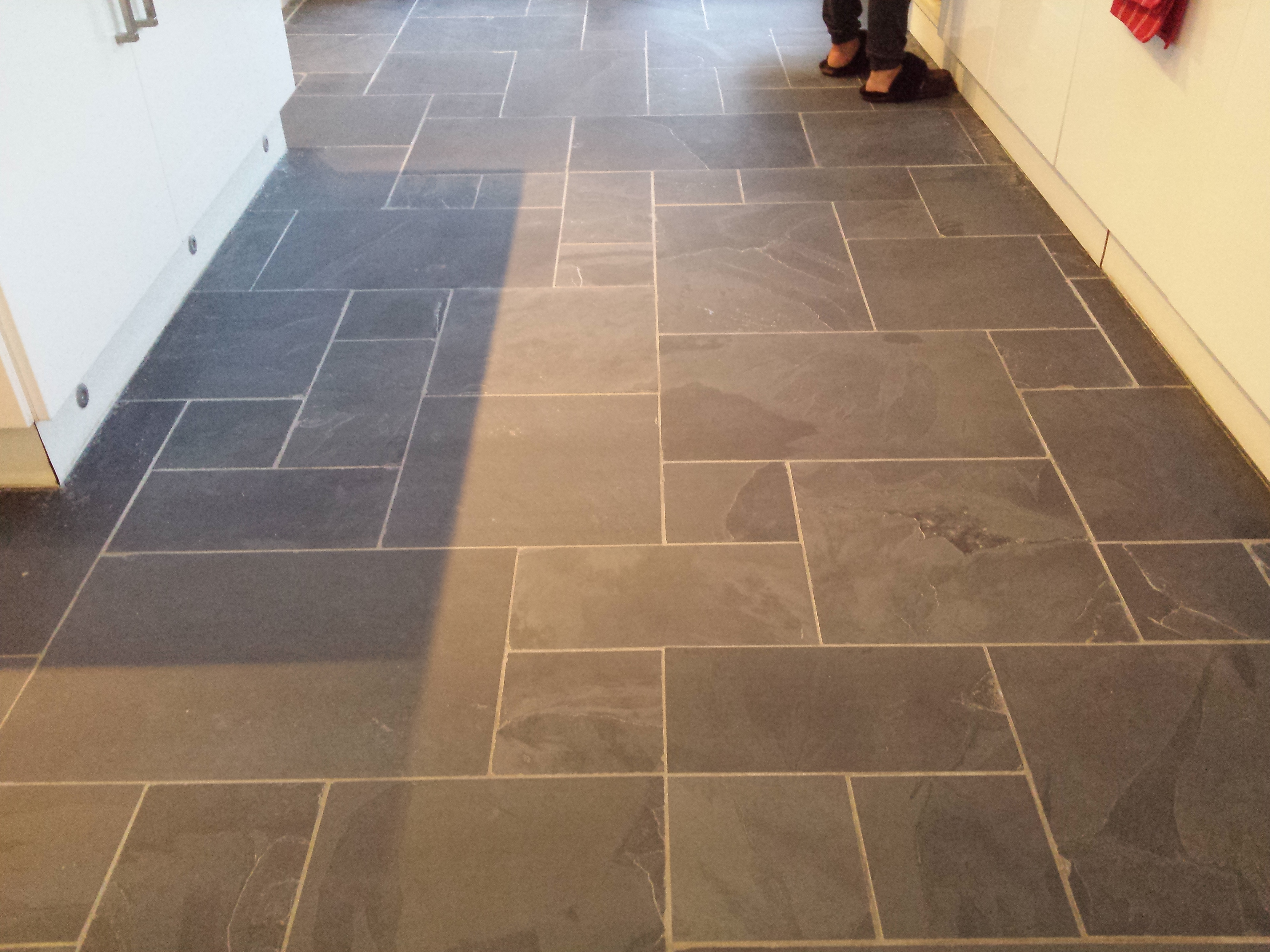 Slate floor clean and seal bicester floor restore oxford ltd overall the finished result is so much better than it was and the customer is very happy if you would like your natural stone floor cleaning and sealing dailygadgetfo Gallery