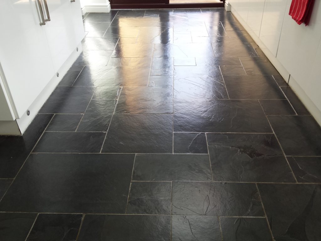 Slate Floor Clean And Seal Bicester