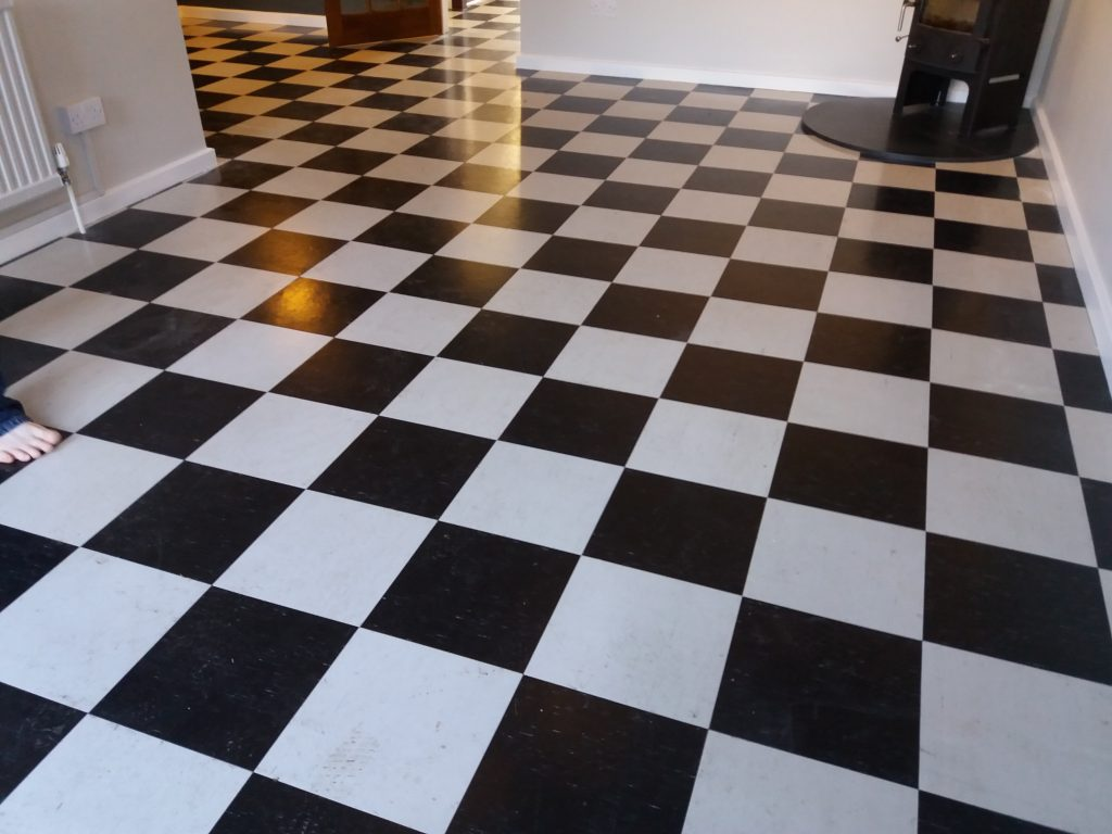 Domestic Vinyl Floor Cleaning Oxfordshire From