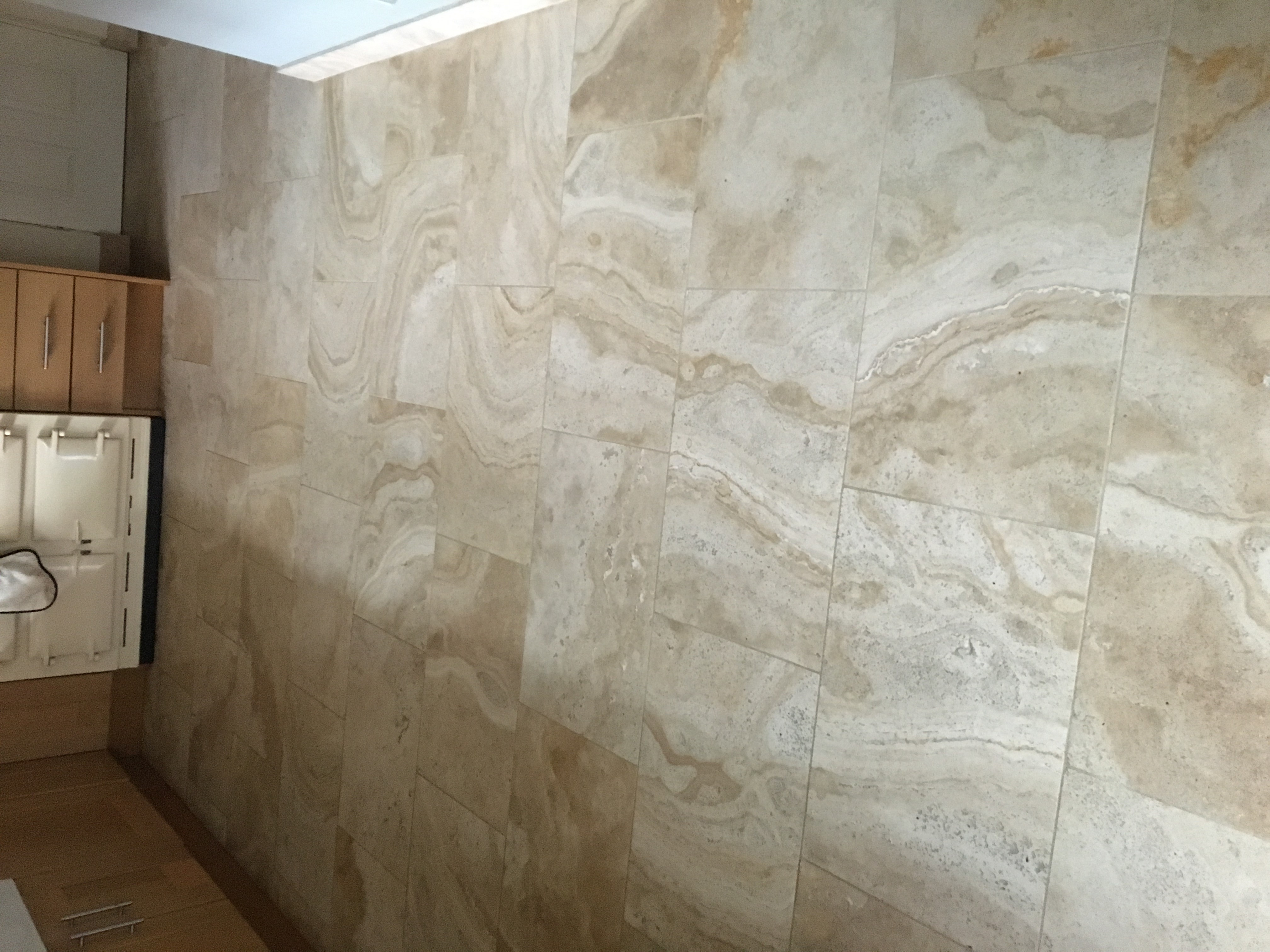 Travertine Floor Cleaning And Sealing Oxfordshire Floor
