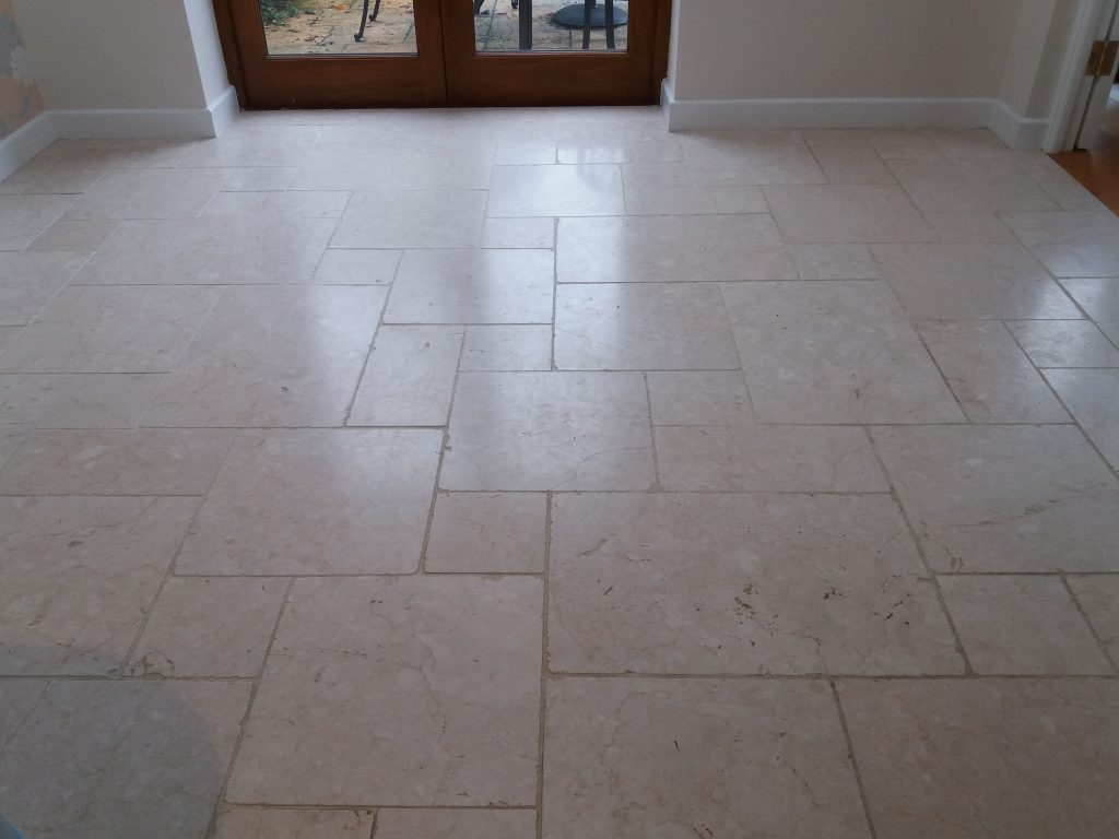marble floor polishing in banbury