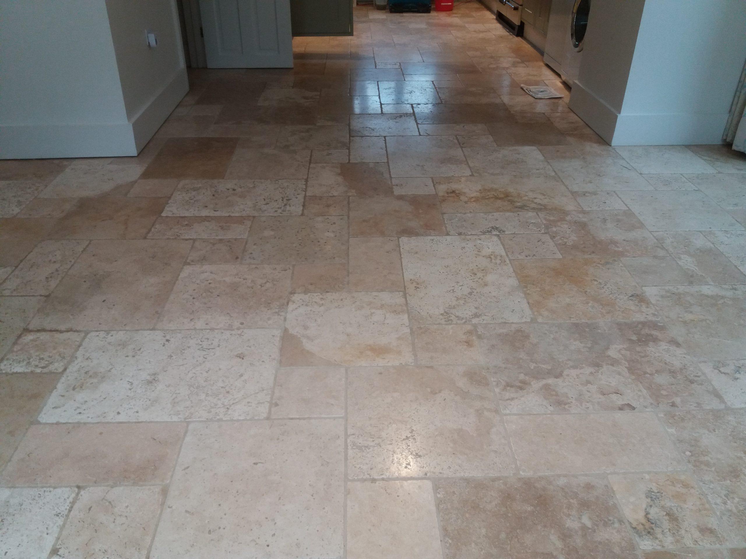 stone floor cleaning witney
