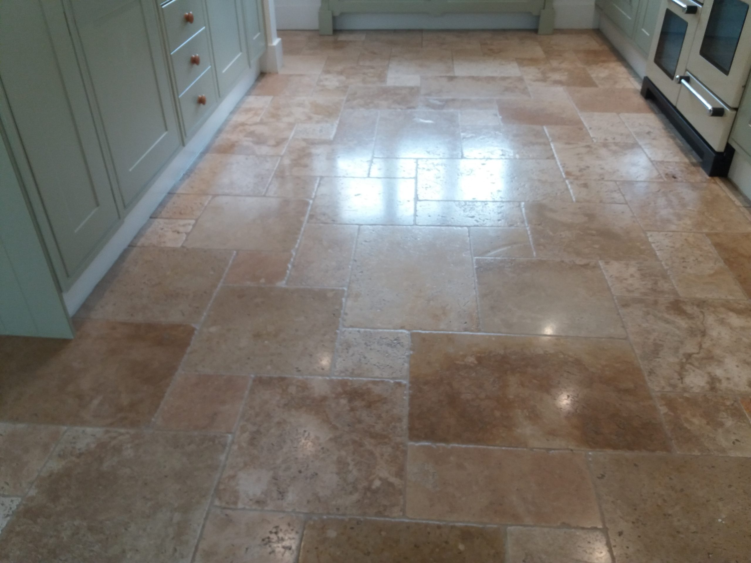 travertine floor cleaning company witney
